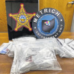 Suspected heroin seized; trio arrested