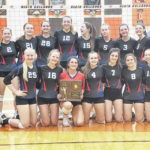 Fenwick tops Scots for volleyball championship