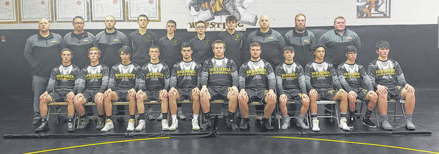 Rob Hamilton | Morrow County Sentinel Northmor's wrestling team is in the above picture.