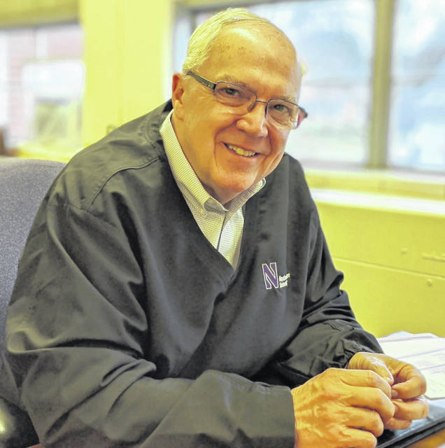 Mount Gilead Schools Interim Superintendent Larry Zimmerman comes to Mount Gilead after 40 years in the Marysville School District.