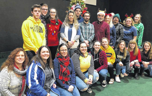 Morrow County Family and Children Services held its annual foster family Christmas party. The event is held at Heartland Conference Retreat Center located in Marengo.