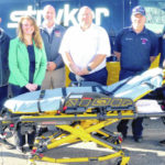 Morrow County EMS gets power lift cots