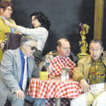 Alcove Dinner Theater presents 'Breaking Legs'
