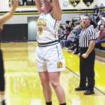 Cardington girls clinch share of KMAC crown with Saturday win