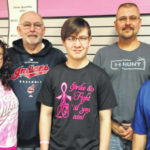 Bowlers raise money for cancer research