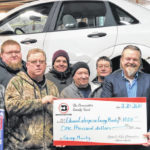 Edison Enterprise Garage Ministry receives donation
