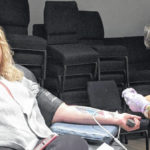 Blood drive gives donors purpose