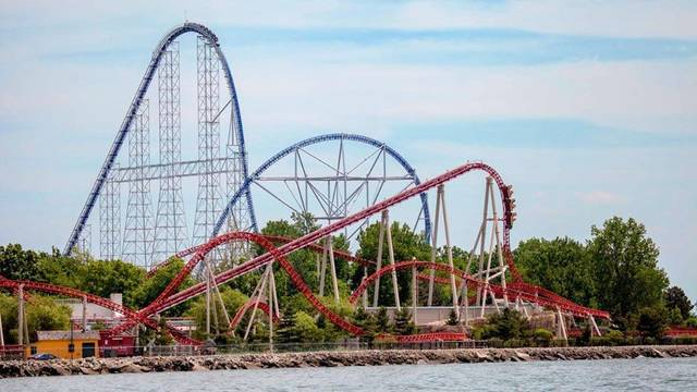 Photo courtesy Cedar Point's Facebook page Cedar Point, one of Ohio's top tourist attractions, is still hoping to open in mid-May according to a post in March on its Facebook page.