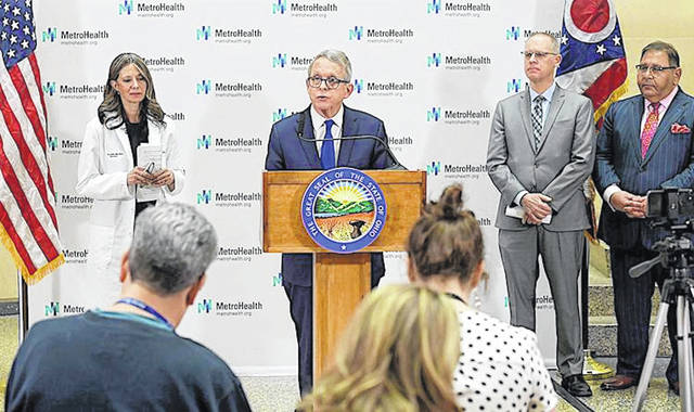 Gov. DeWine: Mask Mandate 'Just a Bridge Too Far'