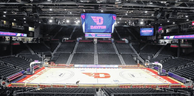 The University of Dayton Arena will host the OHSAA state girls' basketball tournament for the next three years.