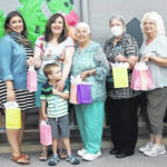 Gleaners visit county libraries