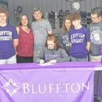 MG's Fitzpatrick signs to play basketball for Bluffton