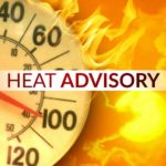 Heat Advisory Thursday in Crawford, Morrow and Richland counties