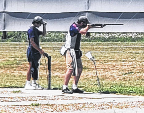 Youth shooters competed in the SCTP Championships last week at Cardinal Center.