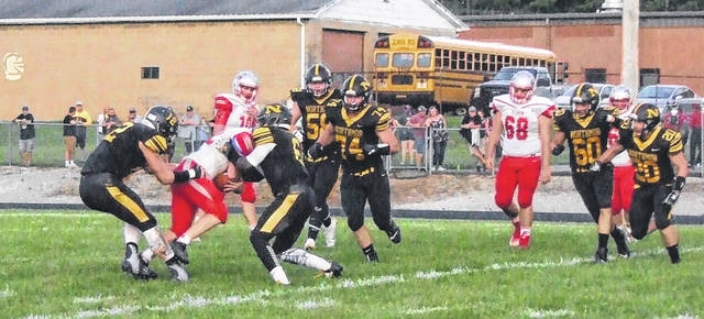 If approved by the Governor's Office, the OHSAA came up with a plan to hold football this year that would feature a shortened regular season, while expanding playoffs to all interested programs. For Morrow County, Northmor (pictured) has been in the playoffs the past three years, while Highland has qualified eight times in program history, with their last trip happening in 2018.