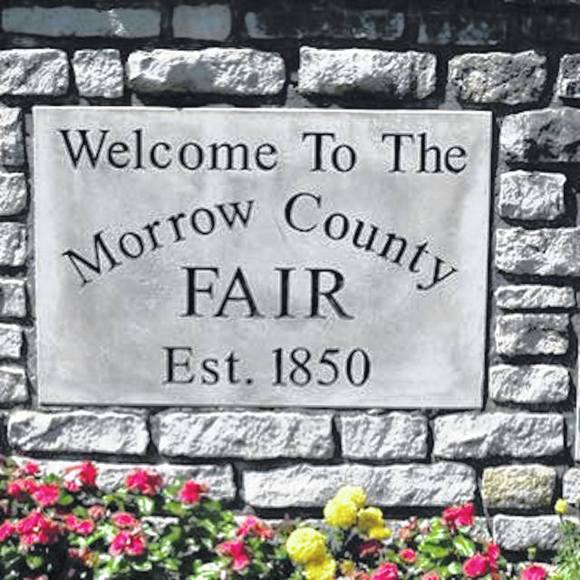 Courtesy Photo The Morrow County Junior Fair will be held Sept. 3-6.