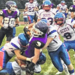 Scots overpower Indians 40-6