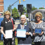Bedwell honored as Outstanding Senior Citizen