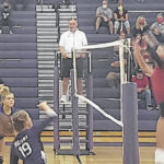 Cardington volleyball tops Mount Gilead in four sets