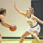 Girls basketball: Colonel Crawford rolls to 45-19 win over Northmor