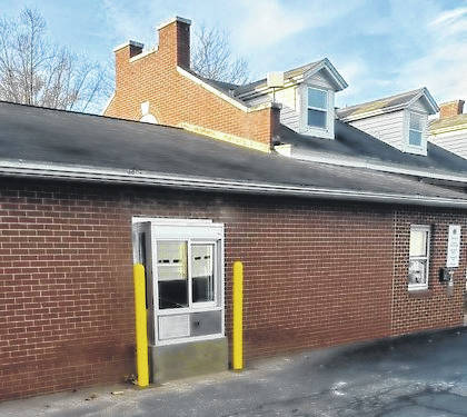 A drive-up window was one item selected to better improve the quality of life for our residents and promote a safer option during this time, village officials said.