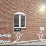 Drive-up window added at MG Library