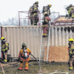 Fire training academy evolves over the years
