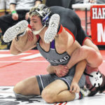 MG's Andy Williamson gets fifth at state wrestling meet