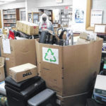 Recycle electronics at Cardington Library until May 3
