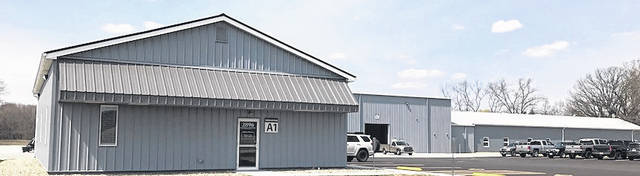 The new Lincoln Center Manufacturing facility in Fulton is in the process of moving from their present location in Marengo. The company engineers and produces custom metal products.