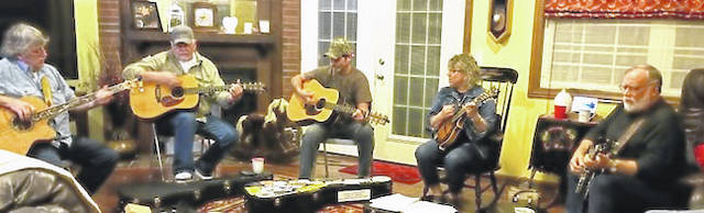 Chestnut Ridge, a central Ohio gospel/bluegrass band, will perform at The Woodward Opera House on Friday, June 11, at 7 p.m.