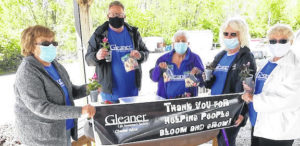 Gleaners recognize Whetstone Industries