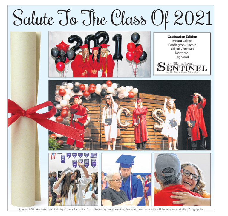 Salute to the Class of 2021