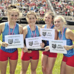 Big weekend for Highland at OHSAA D-2 state meet