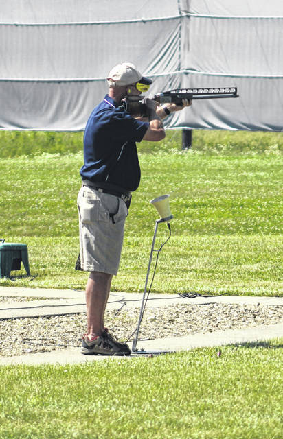 Thousands of shooters took part in the Ohio State Shoot, hosted by the Cardinal Center last week.