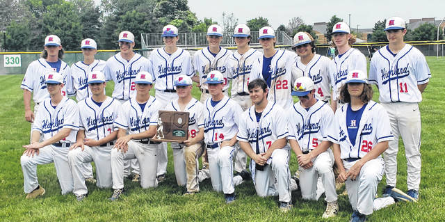 The Highland baseball team finished their season as a Division II regional runner-up with a 29-3 record.