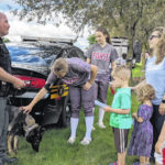 Selover Library takes Tails and Tales to the Park