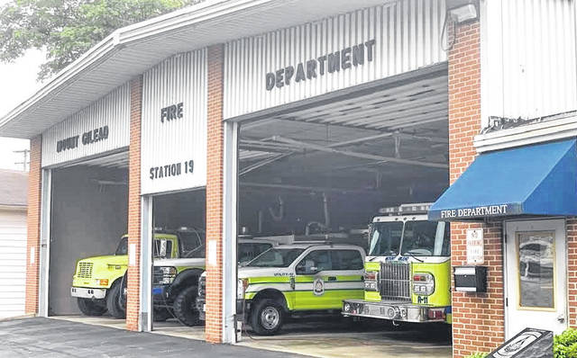 The Mount Gilead Fire Department has a 0.25 percent levy increase on income on the Aug. 3 special election ballot.