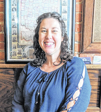 Angela Powell is the new Morrow County Chamber of Commerce Executive Director.