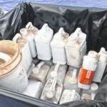Agricultural producers properly dispose of unwanted farm chemicals