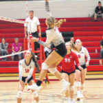 Cardington VB returns to action with win over Danville