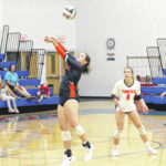 Highland overwhelms Galion volleyball Tuesday