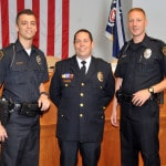City welcomes new officers