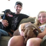 Pit bulls still part of family