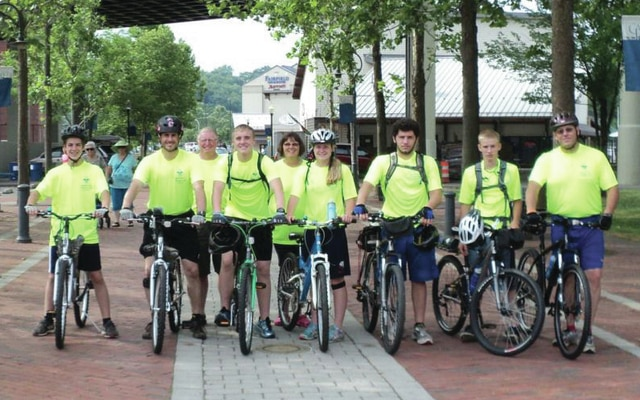Boy Scout Troop 344, of Piqua, rode on bikes for 185 miles from Cumberland, Md., to Washington, D.C. from June 12-18. The trip was necessary for members to earn their Cycling Merit Badge.