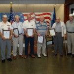 VFW Post 4874 honors vets