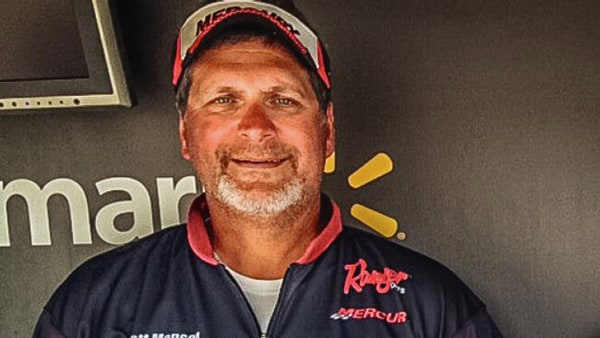 Photo Provided Scott Manson of Covington won a Bassmasters tournament recently