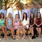 PHS homecoming court announced