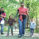 The Miami County Park District offers program for moms and tots