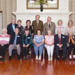 PCHS class of 1945 holds reunion